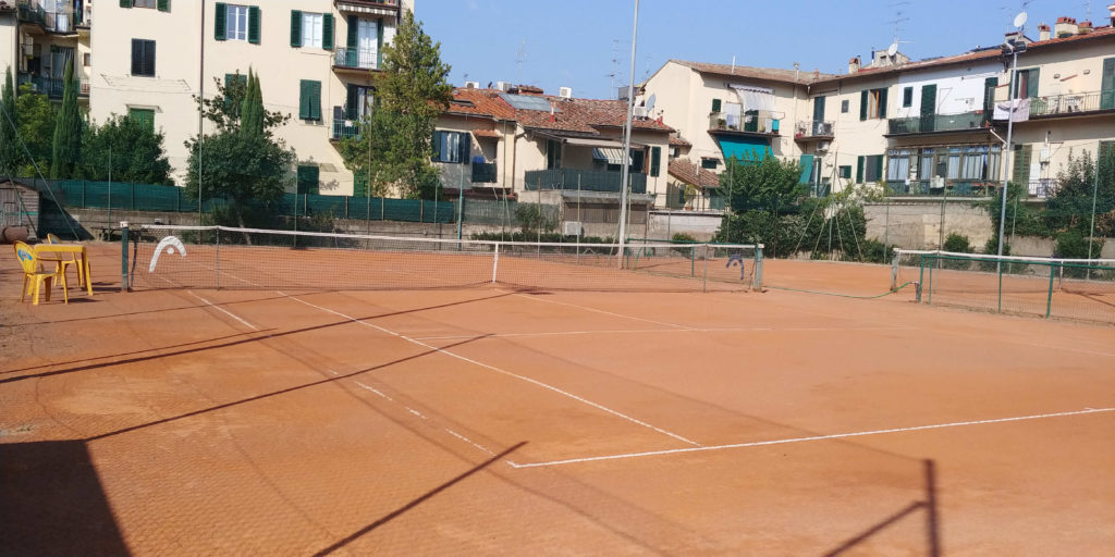 Campo tennis club 25 aprile firenze